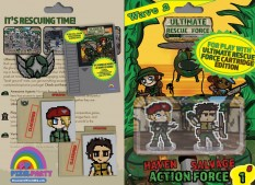 URF! Wave 2: Action Force 1: Haven and Salvage