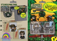 URF! Action Force 3: Boomerang and Shamrock