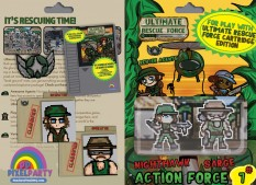 URF! Action Force 7: Nighthawk and Sarge