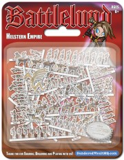 Battlelund Armies: 15mm Helstern Empire Army Miniatures