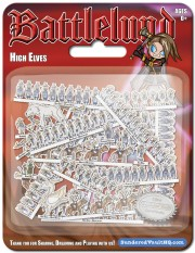 Battlelund Armies: 15mm High Elf Army Miniatures
