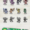 Pixel Rangers Play Force - Pack 1