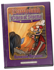 Battlelund: Omen of Storms - Game Expansion