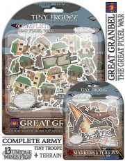 GPW - Great Granbel - Complete Army - Great Pixel War