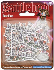 Battlelund Armies: 15mm Dark Elf Army Miniatures